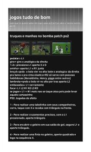 Tmp 32549 Truques e Manhas No Bomba Patch Ps2.HTML 2034838671