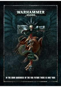Warhammer 40K 8th Rulebook HD