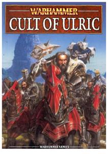 Warhammer: Cult of Ulric (old version)